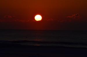God's beautiful sunrise!